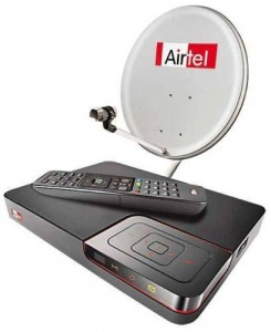 Free Set Top Box with Airtel DTH Diwali Offers 2012