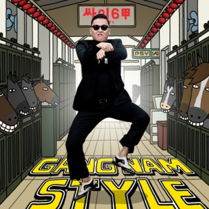 Gangnam Style second most viewed video on YouTube