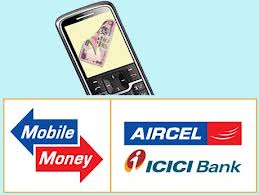 aircel icici and visa